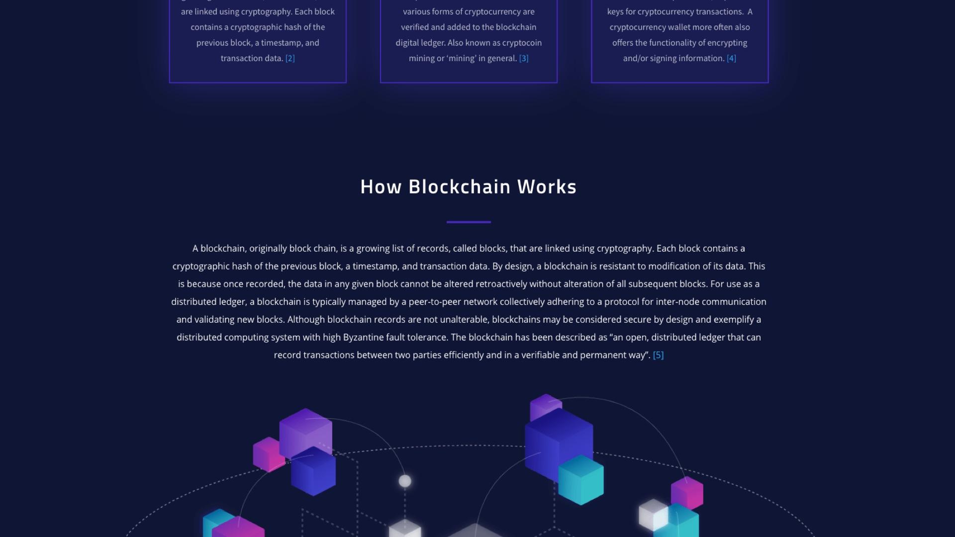 What is Cryptocurrency? Menuet - Izaac Peeters